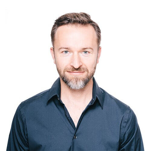 René Kornfeld | Geschäftsführer der INNENHOFSTUDIOS